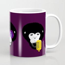Three Cool Monkeys Coffee Mug
