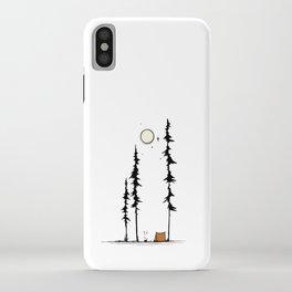 Happy Camper iPhone Case