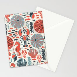 Seaside Stationery Cards