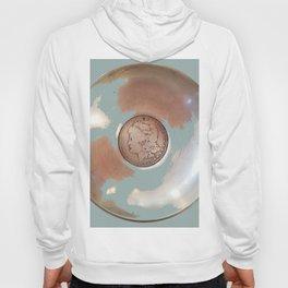 Silver Dollar, Silver Disk Art Hoody