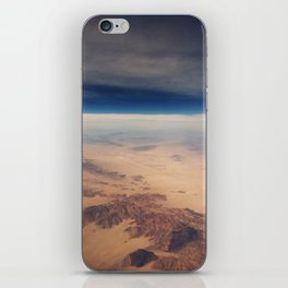 Surface of the Moon iPhone Skin