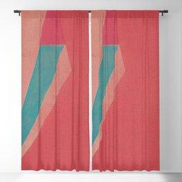Nudo Due Colori Blackout Curtain