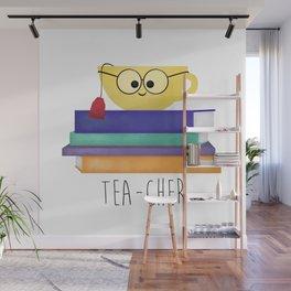 Teacher Wall Mural