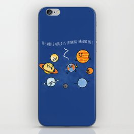 Party Like It's 1550 iPhone Skin