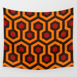 Carpet Pattern by Hicks Artwork for Wall Art, Prints, Posters, Tshirts, Men, Women, Kids Wall Tapestry