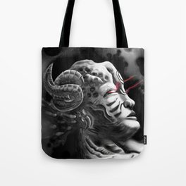 Regenerating Tyrant Tote Bag