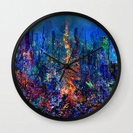 ACS-X31-2Bright Wall Clock