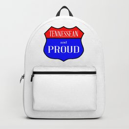 Tennessean And Proud Backpack