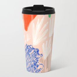 Seeing Spaces - Peach Travel Mug
