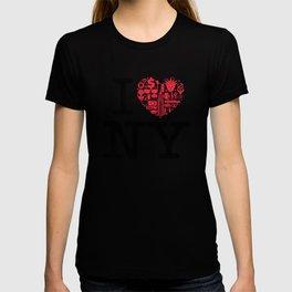 I everything NY T-shirt