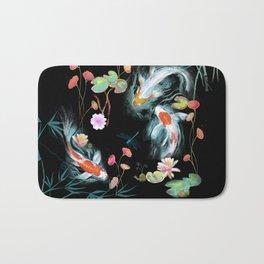 Japanese Water Garden Bath Mat