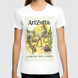 Vintage poster - Arizona T-shirt