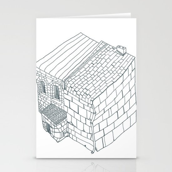 Block Stationery Cards