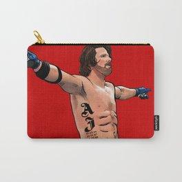 AJ Styles Portrait Carry-All Pouch