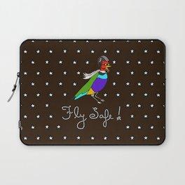 Fly Safe! Laptop Sleeve