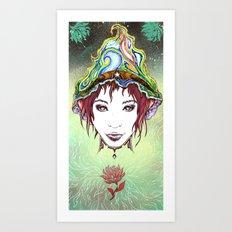 Fairie Art Print