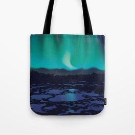 Wapusk National Park Poster Tote Bag