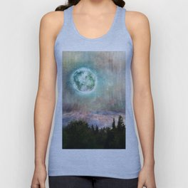 Planetary Soul Haven Day Unisex Tank Top