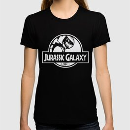 Jurassic Galaxy - White T-shirt