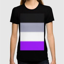 Asexual Pride Flag T-shirt