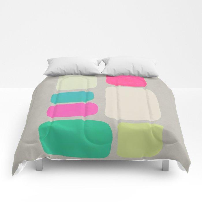 colour + pattern 2 Comforters