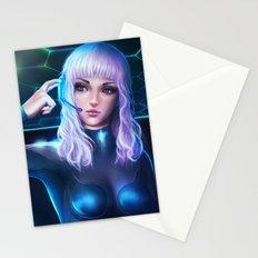 Sci-fi Mango Stationery Cards