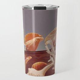 Souvenir Seashells Travel Mug