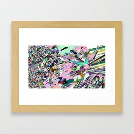 Signature Artwork pt 02 Framed Art Print