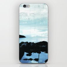 The ocean and me iPhone & iPod Skin