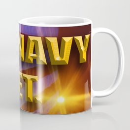 U.S. Navy Retired Coffee Mug
