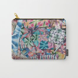 Polymer Pieces Carry-All Pouch