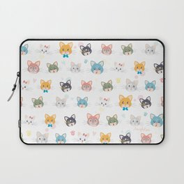 Cat passion Laptop Sleeve