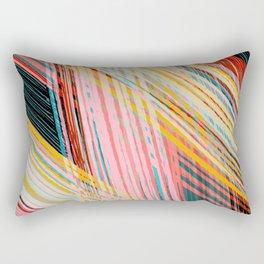 Astral Colors Rectangular Pillow
