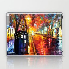 Tardis Full Color Laptop & iPad Skin