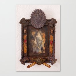 Memoria In Aeterna Canvas Print