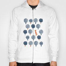 Lost in the Woods ( a Fox adventure) Hoody