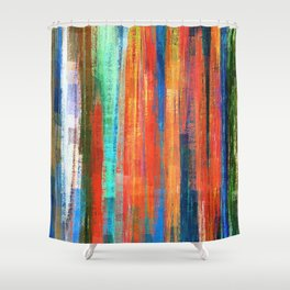 At The Lake, Fall 2016 Shower Curtain