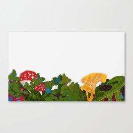 SKOGSLANDET Canvas Print