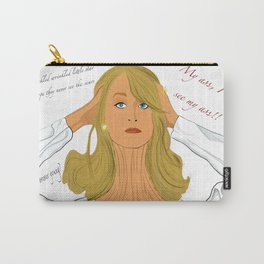 Death becomes her Carry-All Pouch