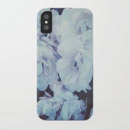 stay rad iPhone Case