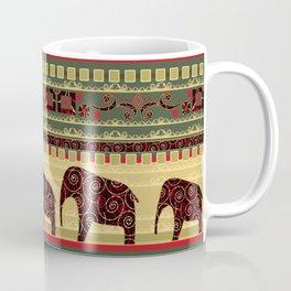 African motifs. Coffee Mug