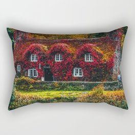 country house Rectangular Pillow