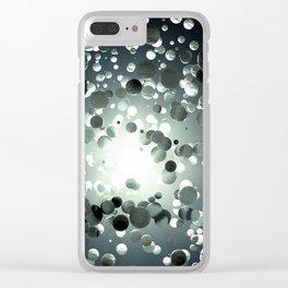 Kerbaxplosion Clear iPhone Case