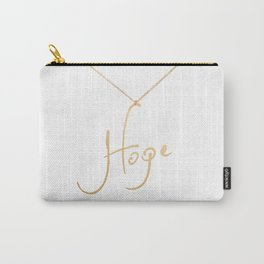 Hope pendant Carry-All Pouch