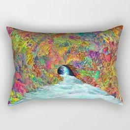 Back To Earth Rectangular Pillow