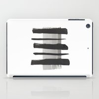 zen iPad Cases featuring Zen by Georgina Dominguez