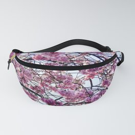 Under the Cherry Blossoms in Copenhagen Fanny Pack