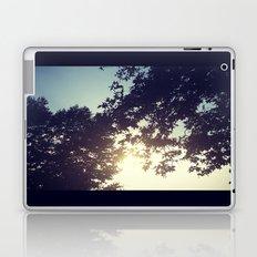 peak-a-boo sun Laptop & iPad Skin
