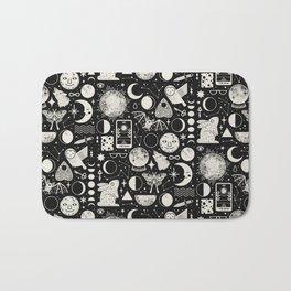 Lunar Pattern: Eclipse Bath Mat