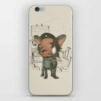 che iPhone & iPod Skins featuring Che huahua by Clinton Jacobs